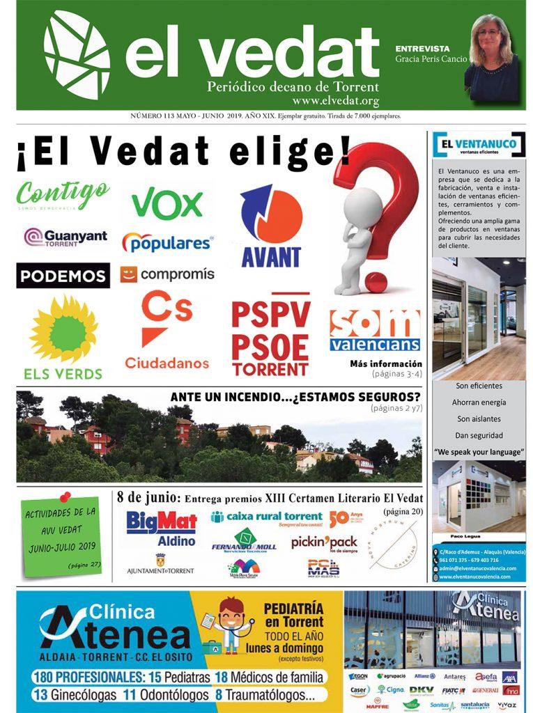 PORTADA_EDICION_113_PERIODICO_EL_VEDAT