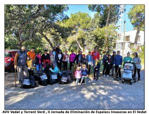AVVVEDAT-II JORNADA_ELIMINACION_ESPECIES_INVASORAS_VEDAT